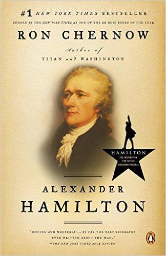 Alexander Hamilton - 3-31-16