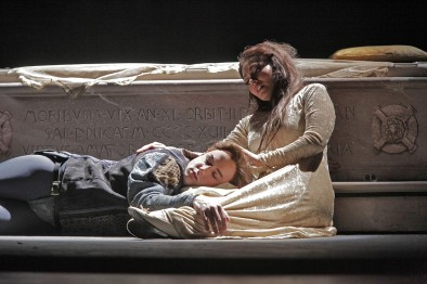 Santa Fe Opera - Romeo and Juliet - Terry's Column