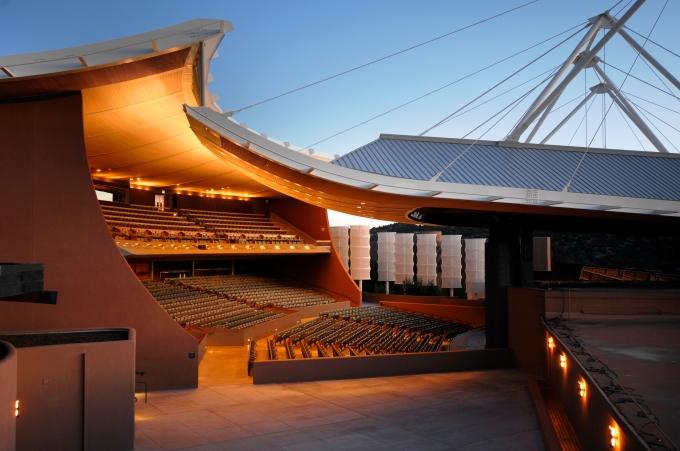 Santa Fe Opera - Terry's Column