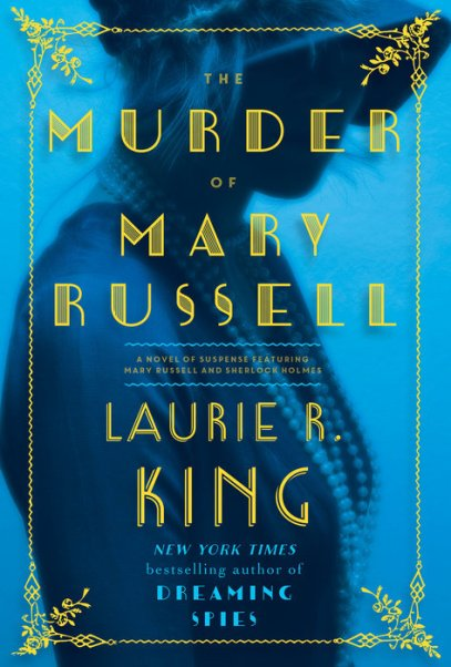 Book Briefs - The Murder of Mary Russell - 6-9-16