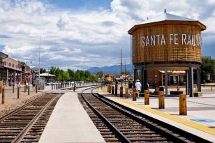 Santa Fe - Railyard