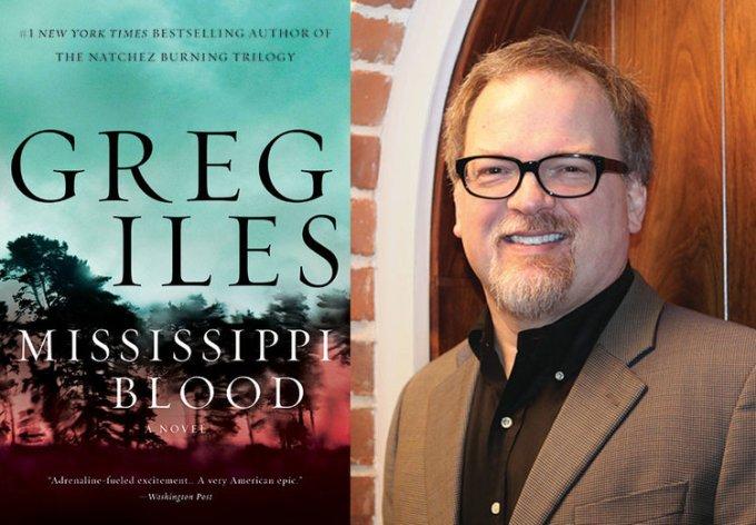 Greg Iles - 3-16-17