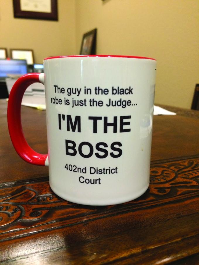 Judge Fletcher - mug - 6-15-17