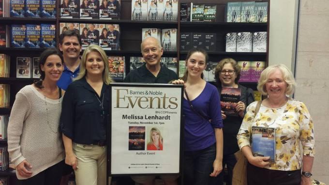 Melissa - book event - 7-13-17