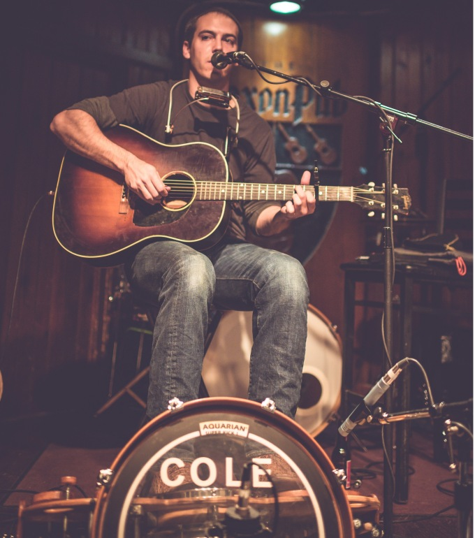 Monday Night Live - Cole Allen - 9-7-17