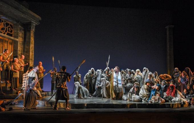 Opening scene - Samson and Delilah - 11-2-17